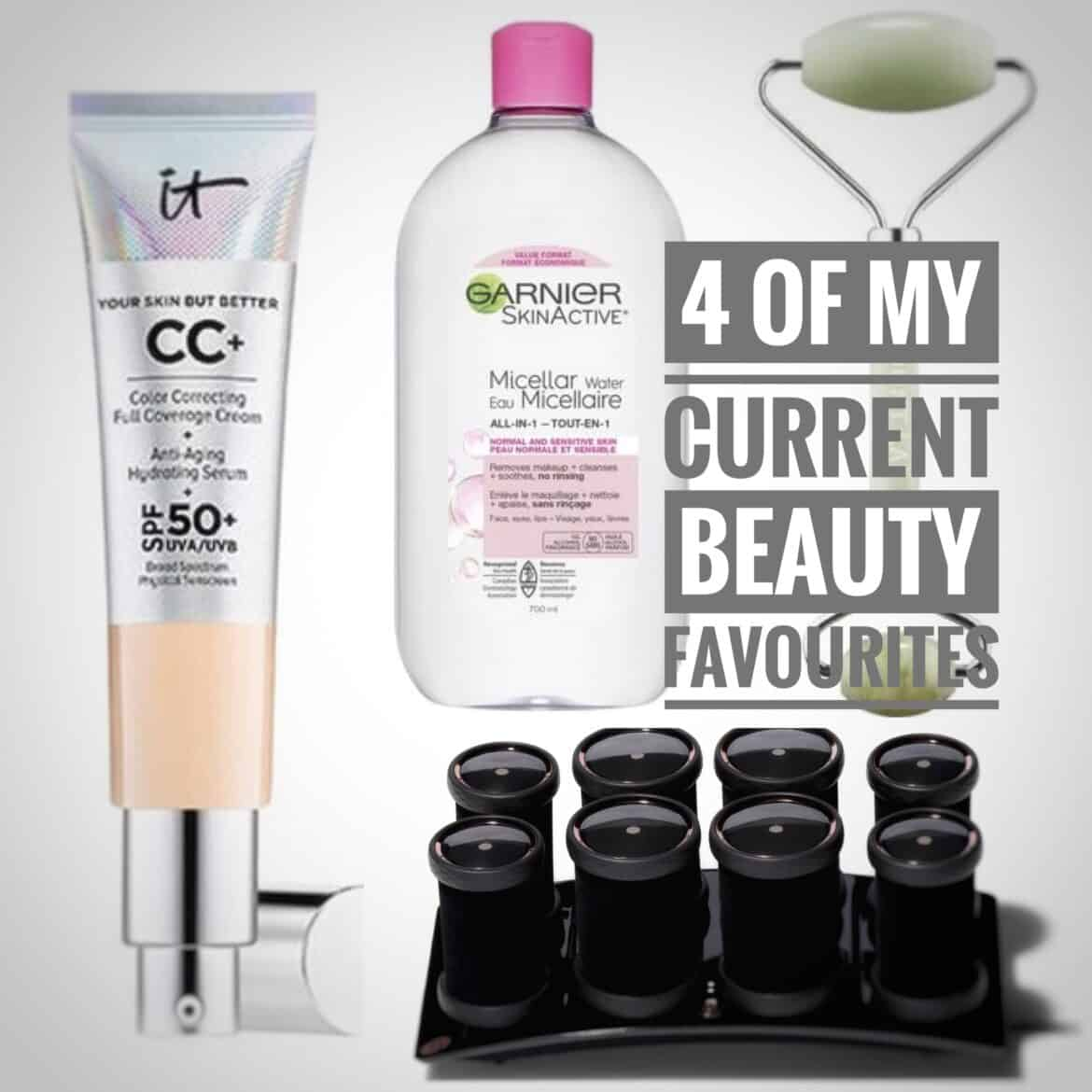 4 Of My Current Beauty Favourites