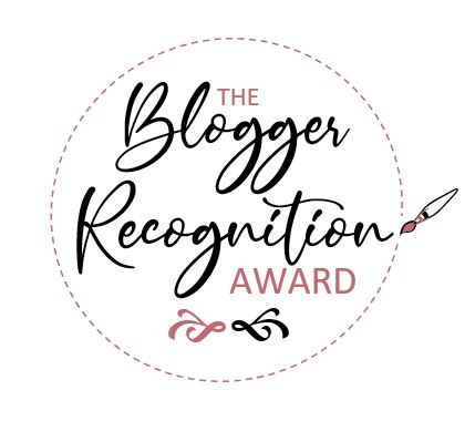 Blogger Recognition Award by olderslightlywiser.com
