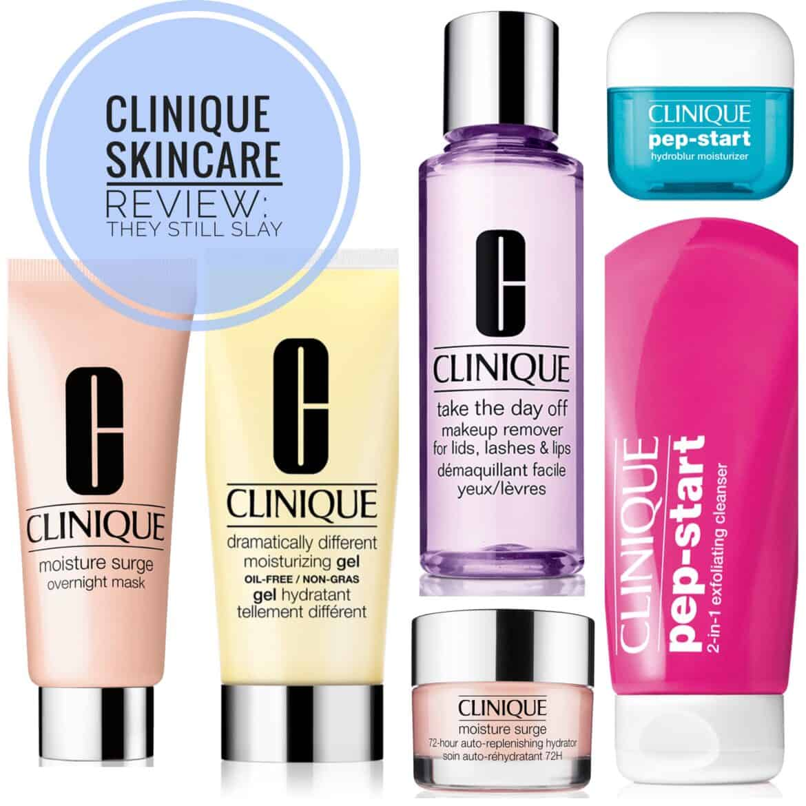 Clinique Skincare review
