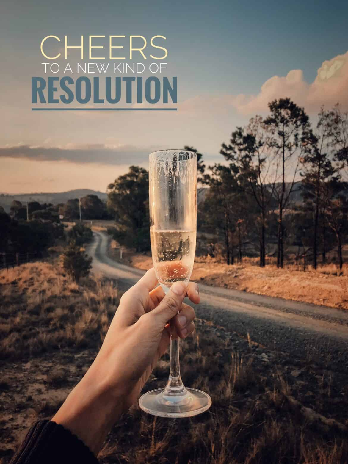 New kind of resolution for 2021