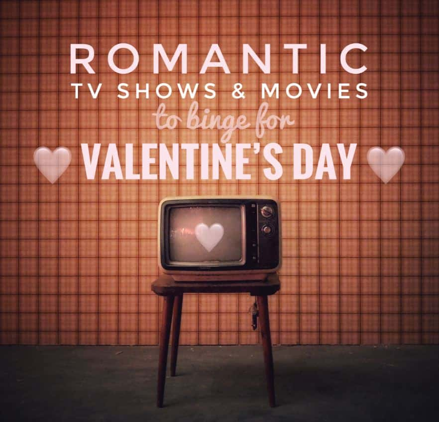 Romantic TV Shows and movies to binge during a Quarantine Valentine's Day Photo by Ajeet Mestry on Unsplash