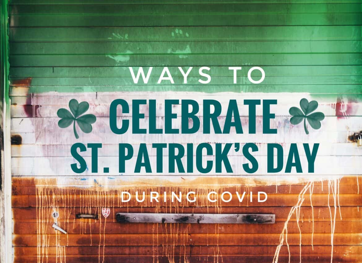 Ways to Celebrate St. Patrick's Day During Covid - Photo by Khara Woods on Unsplash