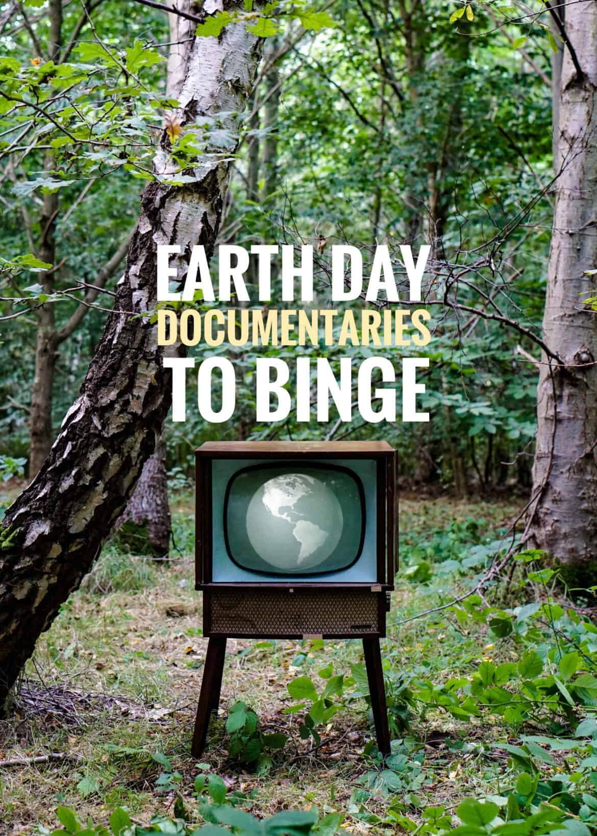 Earth Day documentaries to binge - Photo by Tom Wheatley on Unsplash