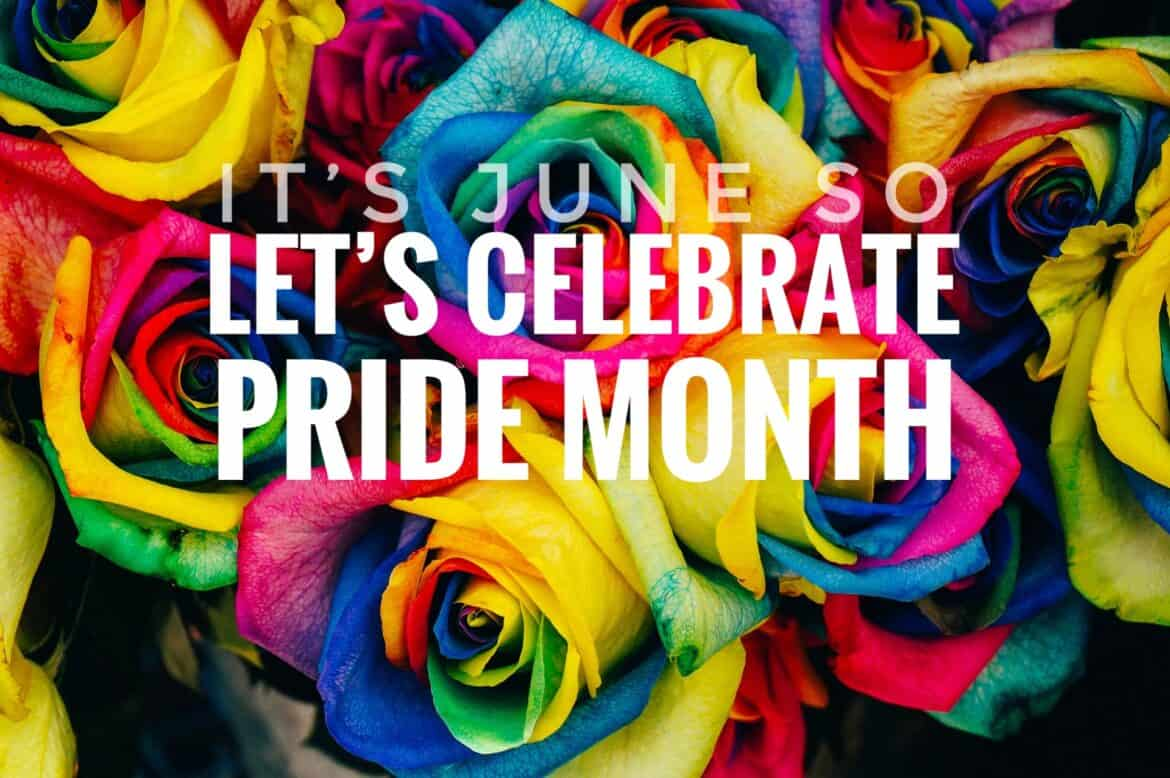 Celebrate Pride month - Photo by Denise Chan on Unsplash
