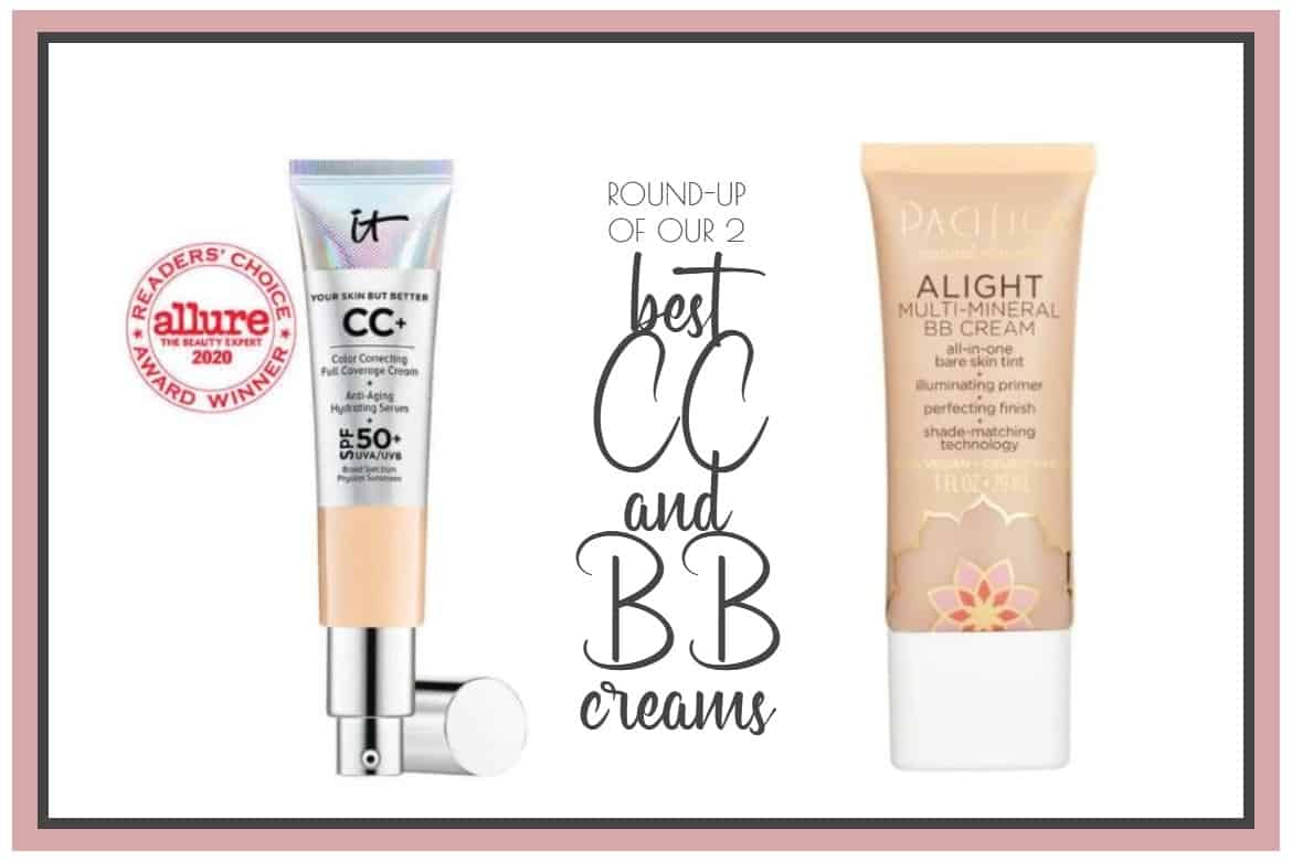 Round-up of our best CC and BB Creams (2)